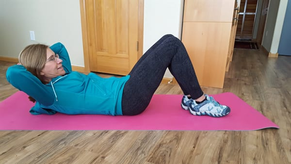 The Ab Curl