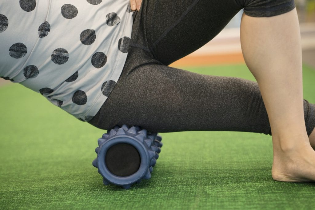 Foam Rolling:  Questions and Answers