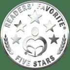 Reader's Favorite 5 Star Rating