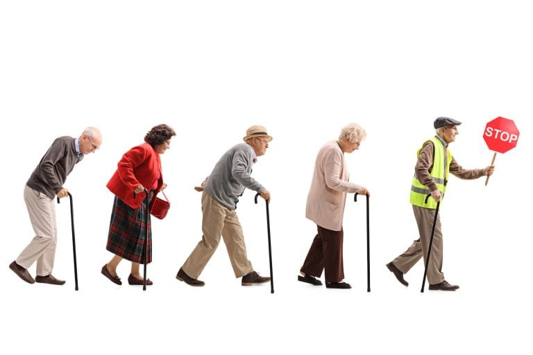 Oh no! Inevitable Loss of Muscle (Sarcopenia) as We Age?