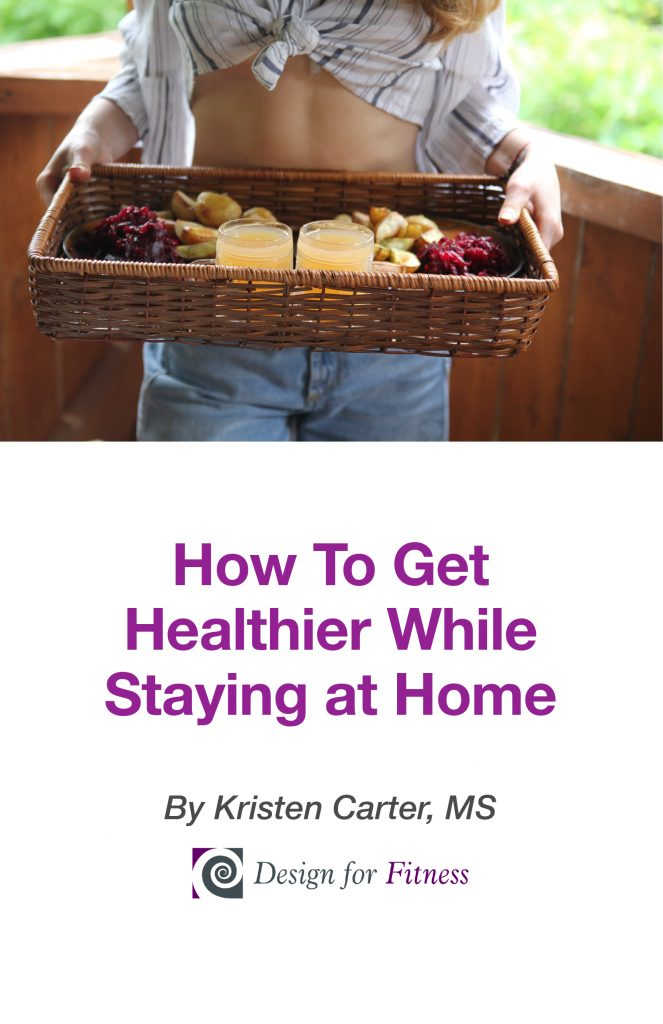 How to get Healthier While Staying at Home