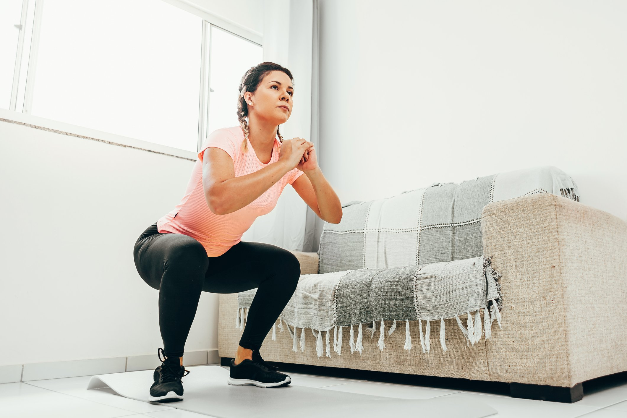 Getting Bored with Squats?